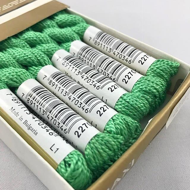 Nr. 2270 varm grøn