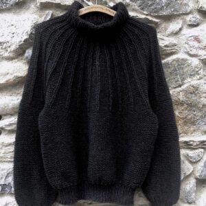 Gratis strikkeopskrift til sweater