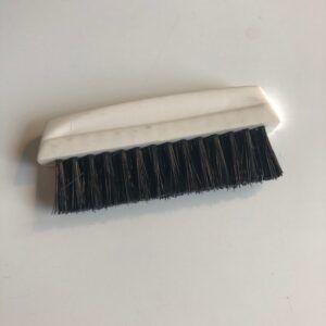 Børste til rengøring af strikkemaskine