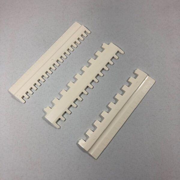Nåleskubbere til strikkemaskine (4,5 mm)