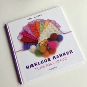 Hæklede ranker til hverdag og fest - Få bogen til halv pris her!