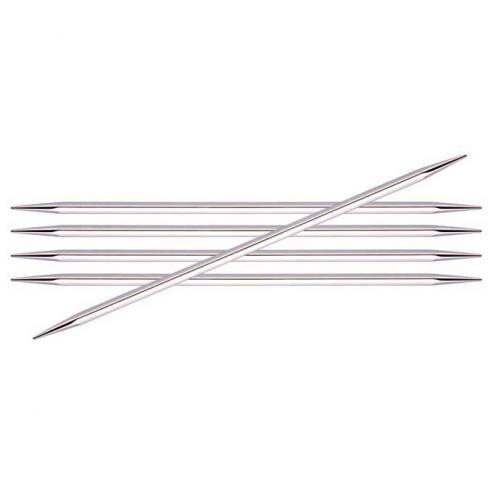 Metal strømpepinde fra KnitPro