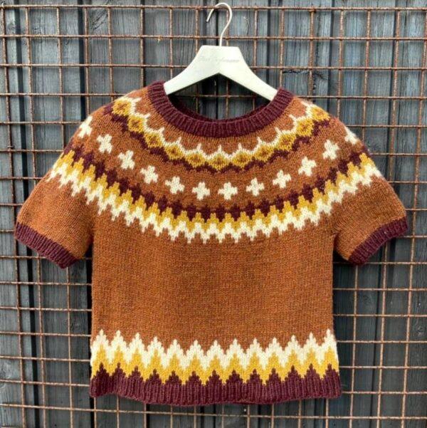 Uldgarn til Feel The Bern Sweater