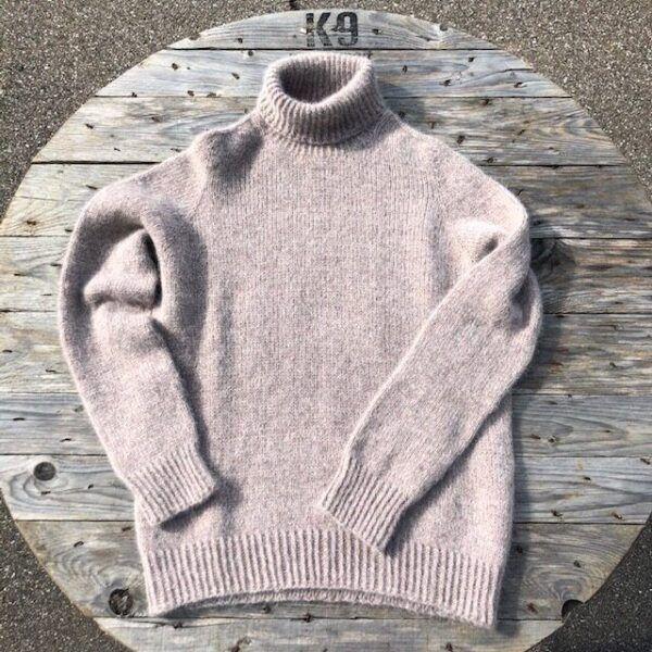 Terrazzo Sweater Angora merino wolle