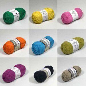 Royal Cotton 100% Baumwollgarn 8/4